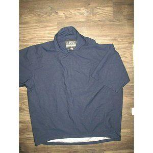 Zero Restriction Golf Windstopper Jacket Shirt LAR
